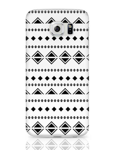 Abstract Shape Pattern Samsung Galaxy S6 Covers Cases Online India