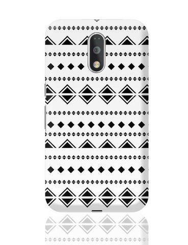 Abstract Shape Pattern Moto G4 Plus Online India