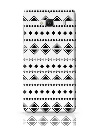 Abstract Shape Pattern Redmi 2 / Redmi 2 Prime Covers Cases Online India