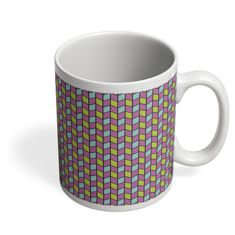 Abstract Pattern Coffee Mug Online India