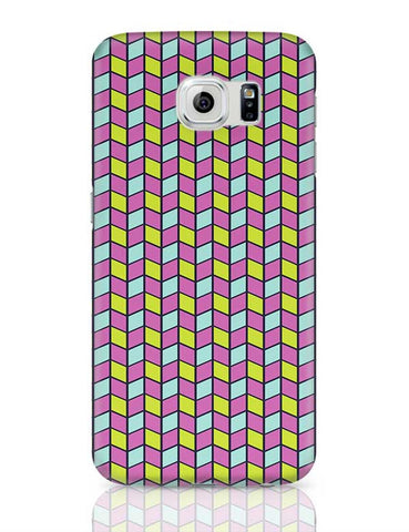 Abstract Pattern Samsung Galaxy S6 Covers Cases Online India