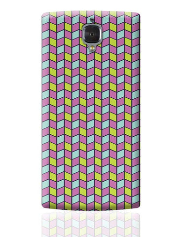 Abstract Pattern OnePlus 3 Covers Cases Online India