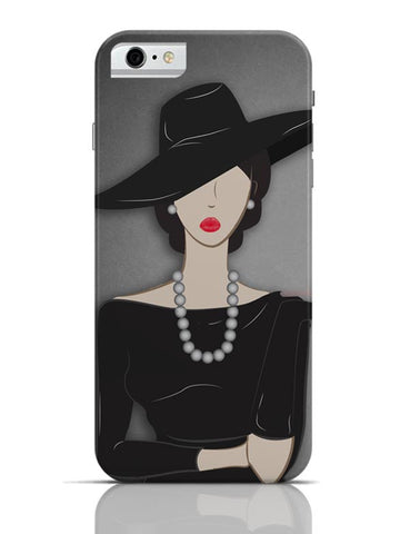 Smoking Fashion iPhone 6 6S Covers Cases Online India