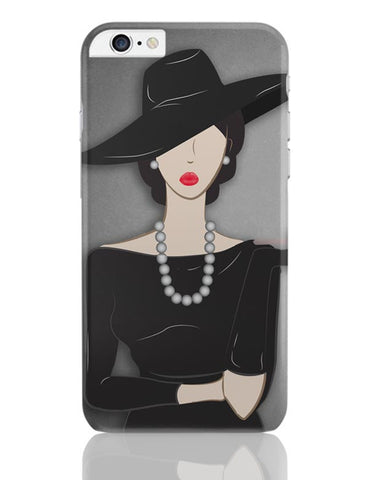 Smoking Fashion iPhone 6 Plus / 6S Plus Covers Cases Online India