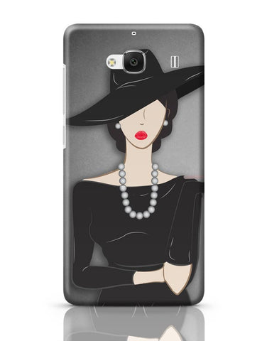 Smoking Fashion Redmi 2 / Redmi 2 Prime Covers Cases Online India