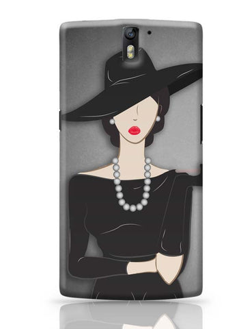 Smoking Fashion OnePlus One Covers Cases Online India