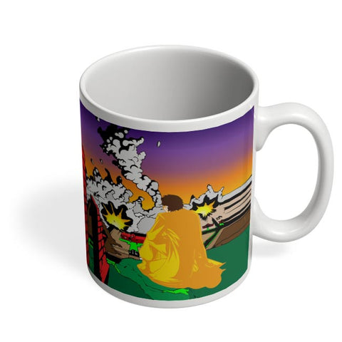 Man In City Coffee Mug Online India