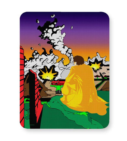 Man In City Mousepad Online India