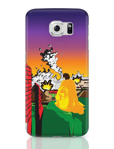 Man In City Samsung Galaxy S6 Covers Cases Online India