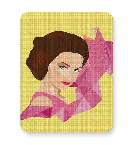 abstarct princess Mousepad Online India