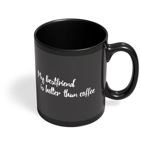 Coffee lovers Black Coffee Mug Online India