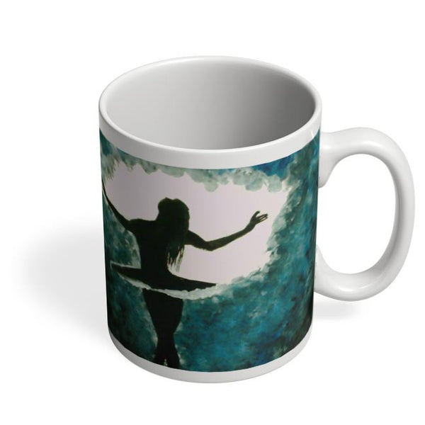 Ballet Dancer Coffee Mug Online India