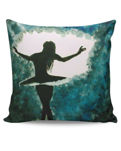 Ballet Dancer Cushion Cover Online India