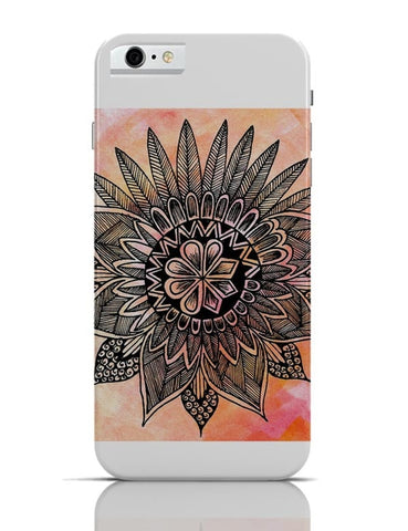 Mixed Mandala iPhone 6 / 6S Covers Cases