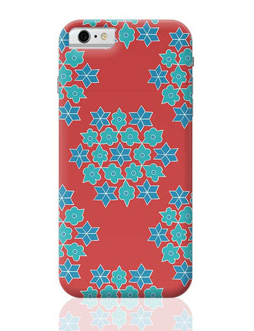 Rangoli Pattern iPhone 6 / 6S Covers Cases
