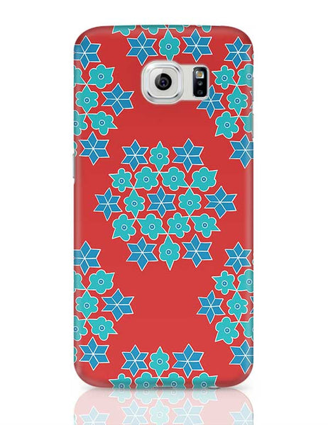 Rangoli Pattern Samsung Galaxy S6 Covers Cases Online India