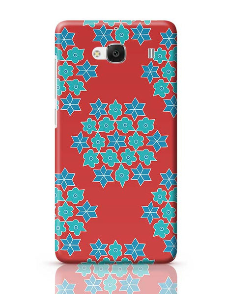 Rangoli Pattern Redmi 2 / Redmi 2 Prime Covers Cases Online India