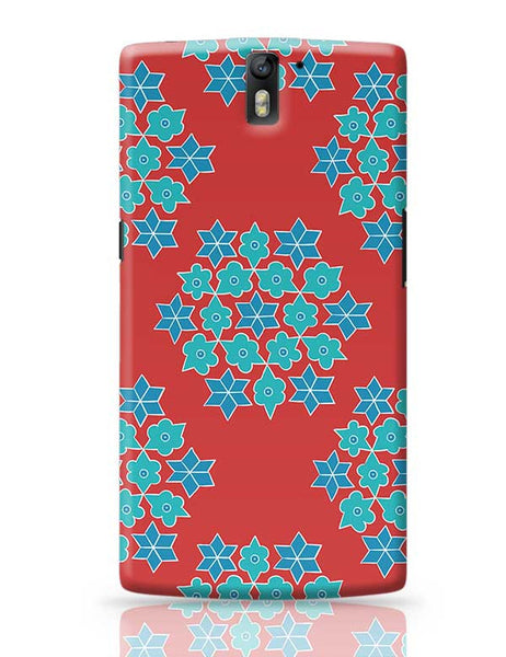 Rangoli Pattern OnePlus One Covers Cases Online India