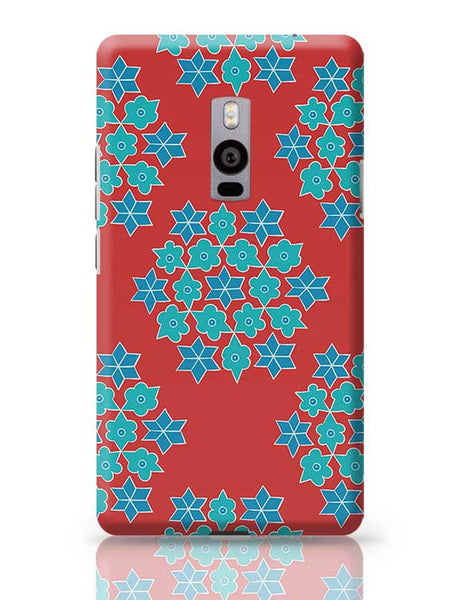 Rangoli Pattern OnePlus Two Covers Cases Online India