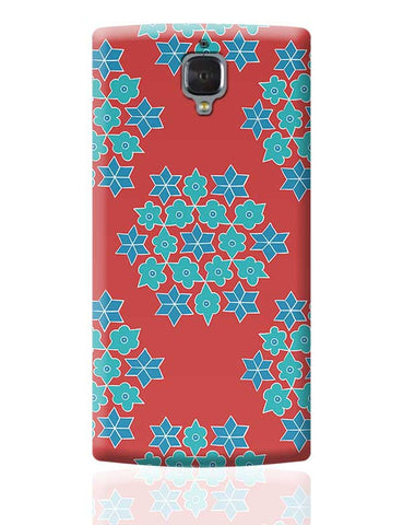 Rangoli Pattern OnePlus 3 Covers Cases Online India