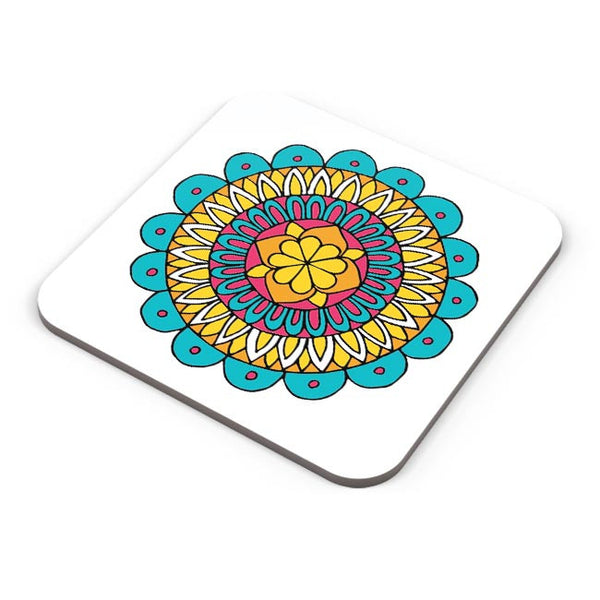 Retro Mandala Coaster Online India