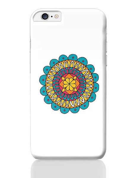 Retro Mandala iPhone 6 Plus / 6S Plus Covers Cases Online India