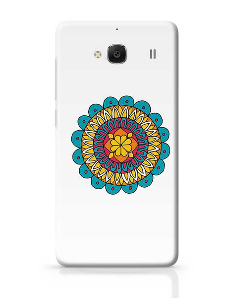 Retro Mandala Redmi 2 / Redmi 2 Prime Covers Cases Online India