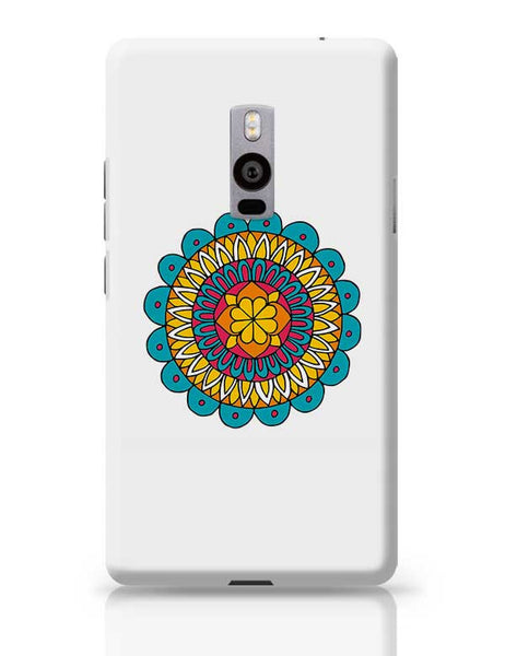 Retro Mandala OnePlus Two Covers Cases Online India