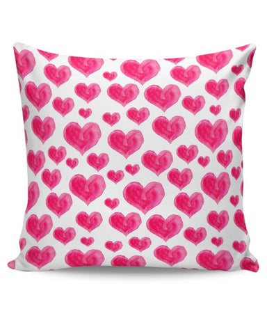 Watercolour Love Cushion Cover Online India