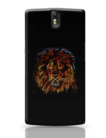 Lion OnePlus One Covers Cases Online India