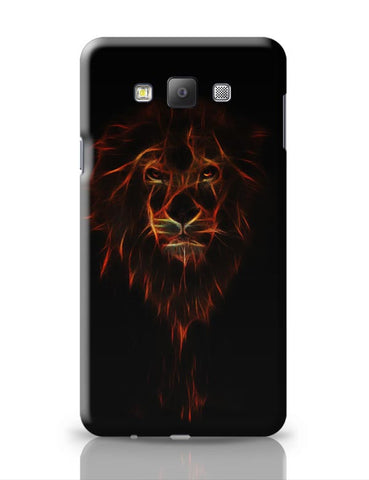 Lion Samsung Galaxy A7 Covers Cases Online India