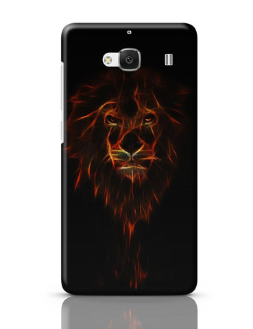 Lion Redmi 2 / Redmi 2 Prime Covers Cases Online India