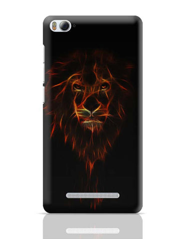 Lion Xiaomi Mi 4i Covers Cases Online India