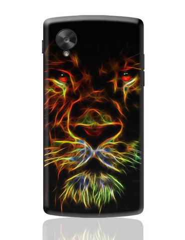 Lion Google Nexus 5 Covers Cases Online India