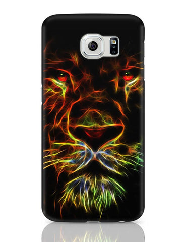 Lion Samsung Galaxy S6 Covers Cases Online India