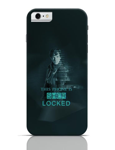 Sherlocked | Benedict Cumberbatch iPhone 6 6S Covers Cases Online India