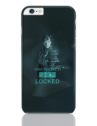 Sherlocked | Benedict Cumberbatch iPhone 6 Plus / 6S Plus Covers Cases Online India