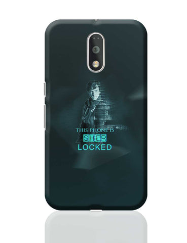 Sherlocked | Benedict Cumberbatch Moto G4 Plus Online India
