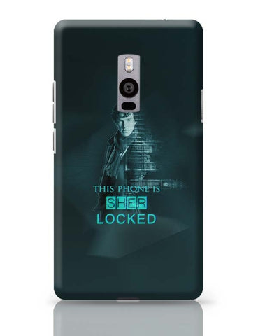 Sherlocked | Benedict Cumberbatch OnePlus Two Covers Cases Online India