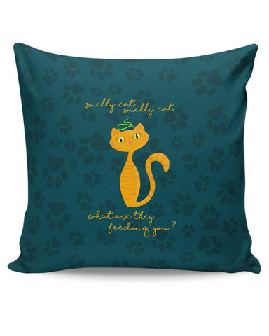 Smelly Cat | FRIENDS Cushion Cover Online India