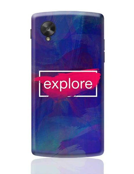 Explore Google Nexus 5 Covers Cases Online India