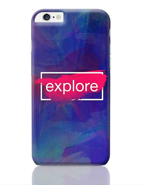 Explore iPhone 6 Plus / 6S Plus Covers Cases Online India