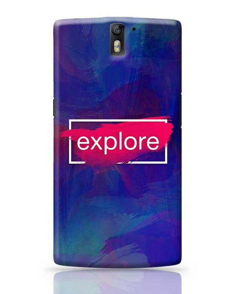 Explore OnePlus One Covers Cases Online India