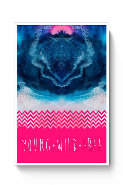YOUNG WILD FREE Poster Online India