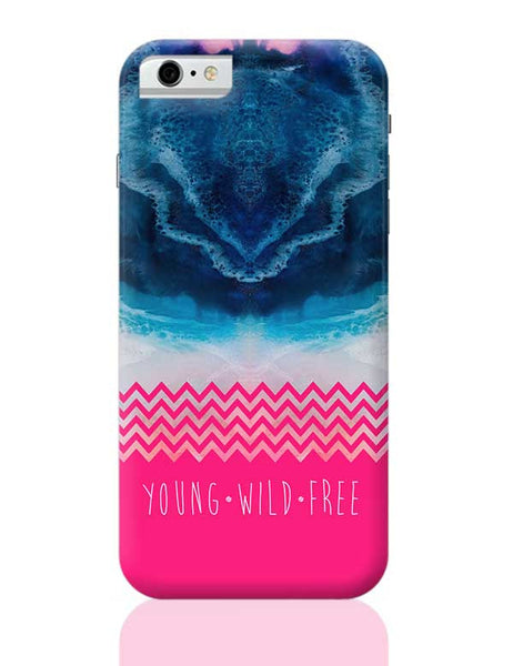 YOUNG WILD FREE iPhone 6 6S Covers Cases Online India