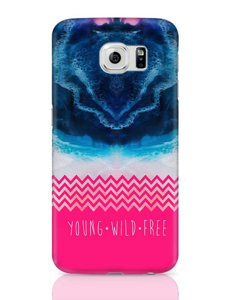 YOUNG WILD FREE Samsung Galaxy S6 Covers Cases Online India