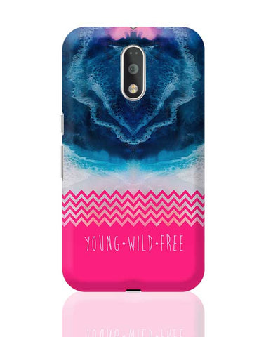 YOUNG WILD FREE Moto G4 Plus Online India