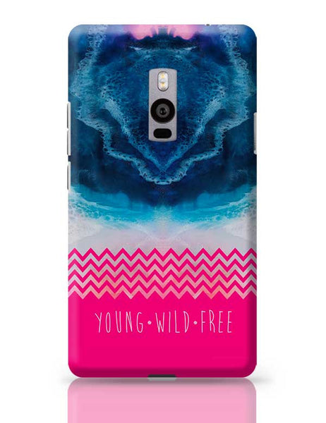 YOUNG WILD FREE OnePlus Two Covers Cases Online India