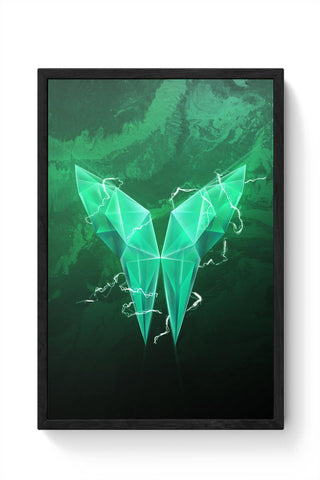 The Butterfly Effect Framed Poster Online India