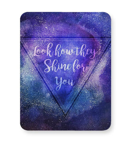 Starry Night | Coldplay Mousepad Online India